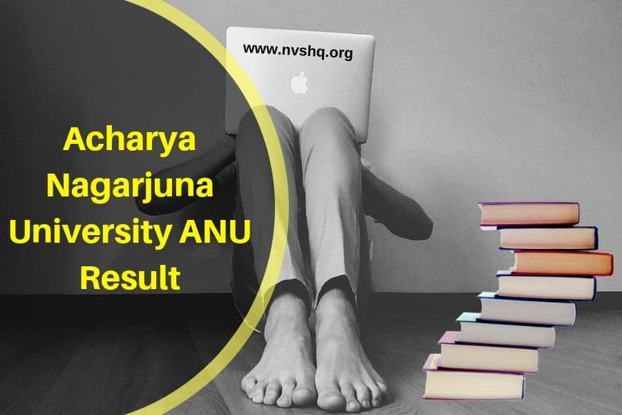 ANU Degree Result
