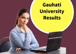Gauhati-University-Results