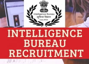 Intelligence Bureau recruitment