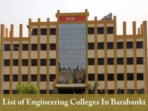 List-of-Engineering-Colleges-In-Barabanki