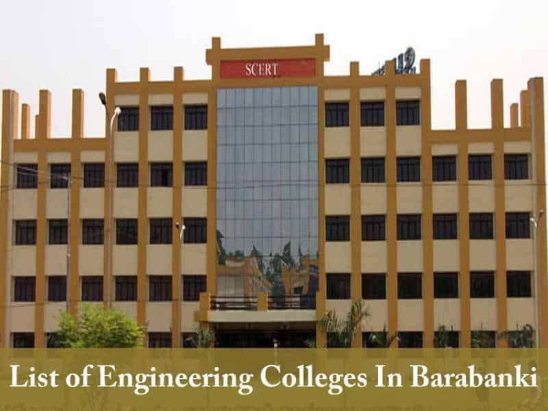 List of Engineering Colleges In Barabanki