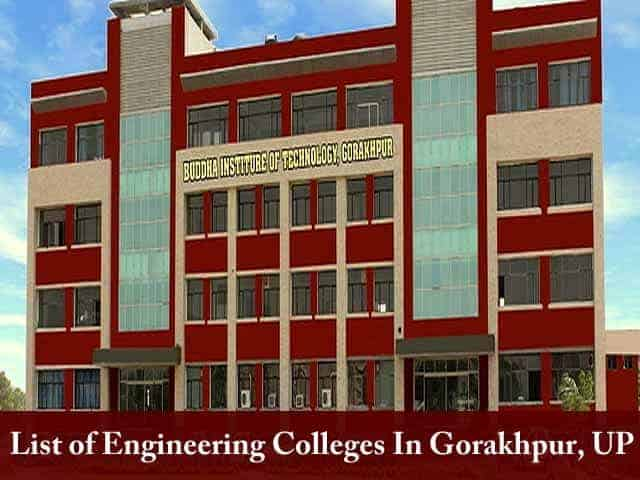 List of Engineering Colleges In Gorakhpur