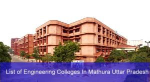 List-of-Engineering-Colleges-In-Mathura