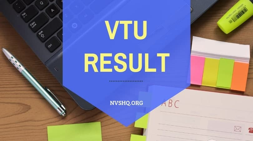 VTU Revaluation Result