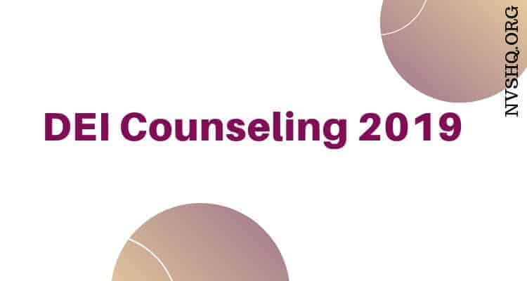 DEI Counseling 2019