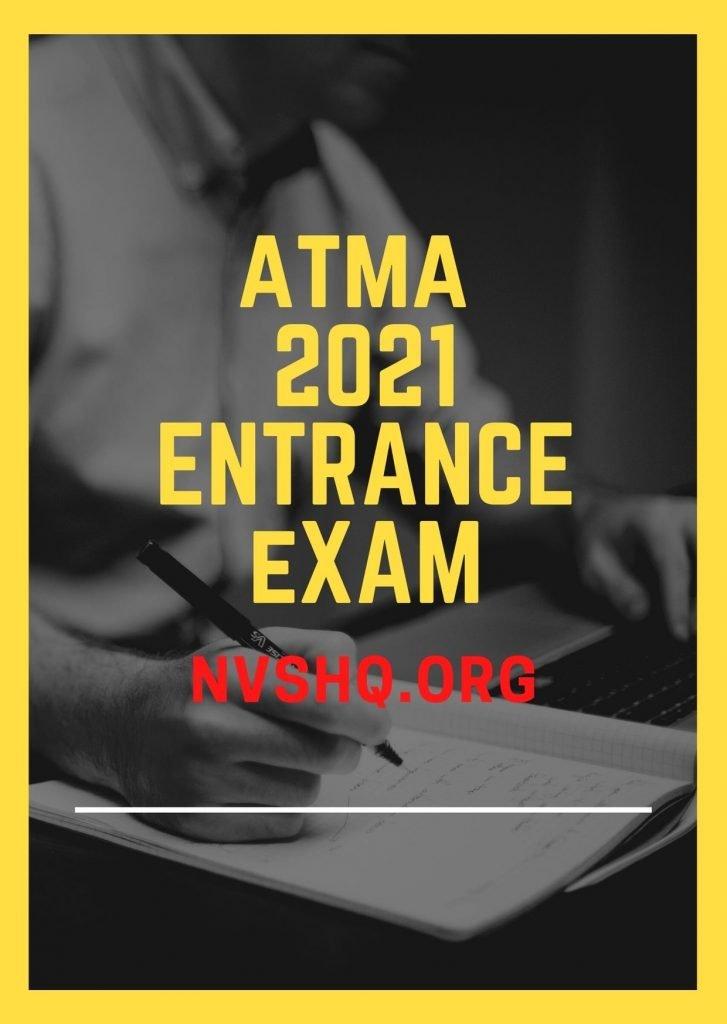 ATMA-2021