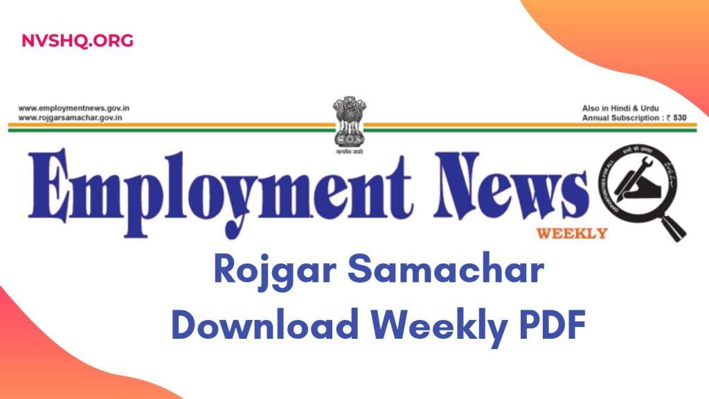 Employment_News_paper_this_week_pdf