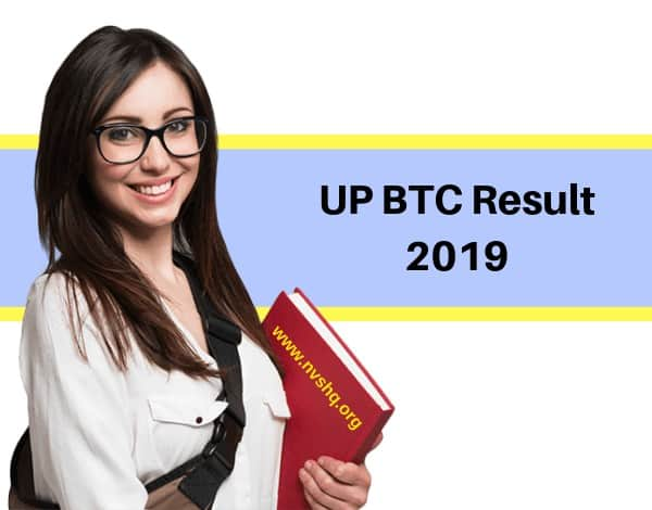 UP BTC Result 2019