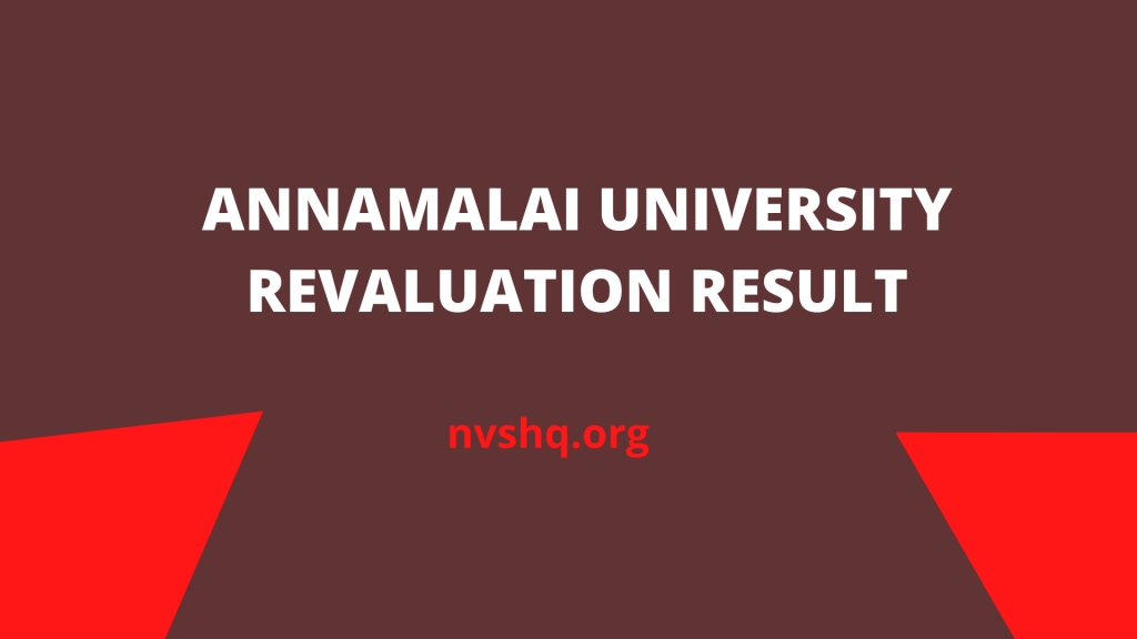annamalai-university-result-2020