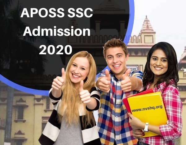 APOSS SSC Admission 2020