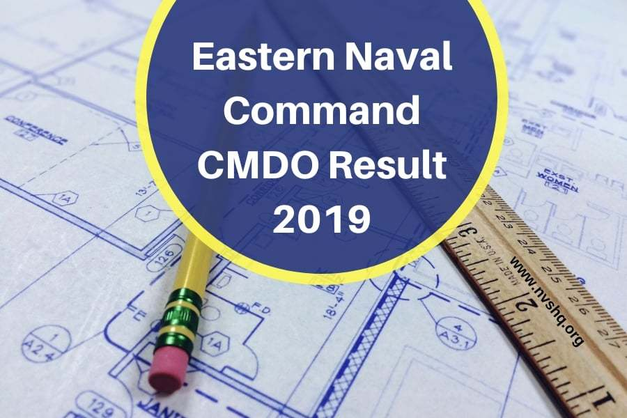 Eastern Naval Command CMDO Result