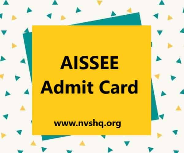 Sainik-School-AISSEE-Admit-Card-2020