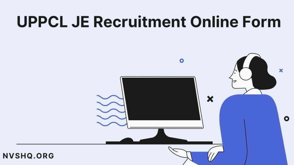 UPPCL JE Recruitment Online Form 2020 Procedure Eligibility Syllabus