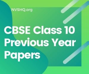 CBSE-Class-10-Previous-Year-Papers