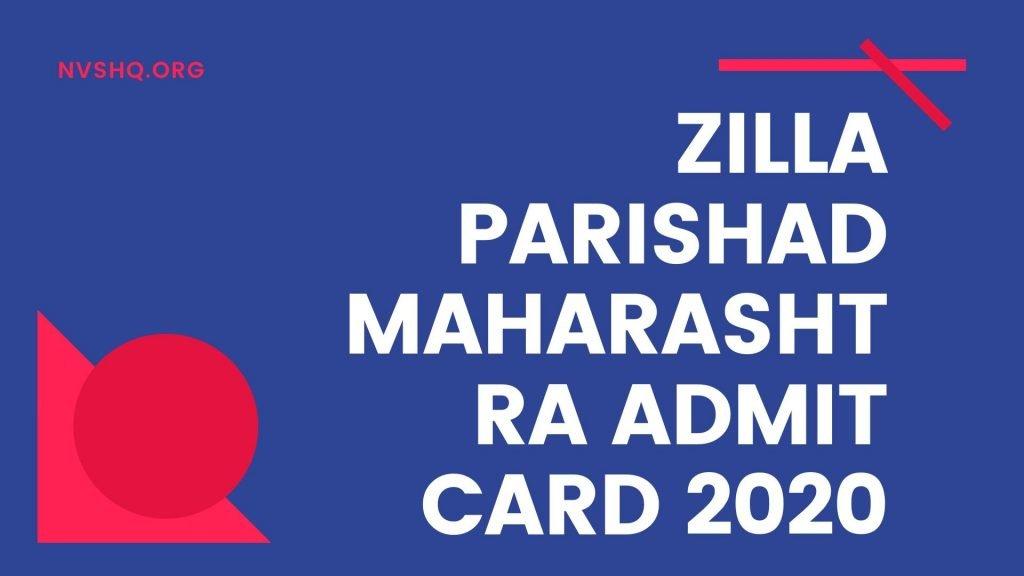 Zilla_Parishad_Maharashtra_Admit_Card_2020