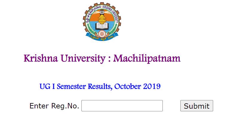 krishna-university-result-2020