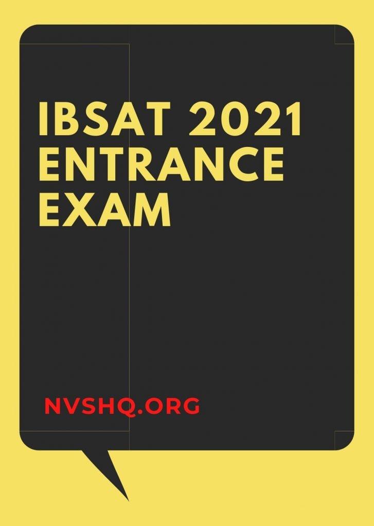 IBSAT-2021