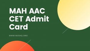 MAH-AAC-CET-Admit-Card