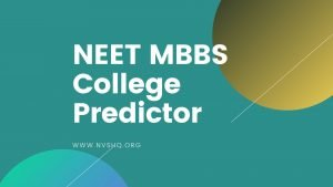 NEET-MBBS-College-Predictor