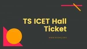 TS-ICET-Hall-Ticket