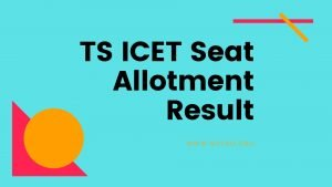 TS-ICET-Seat-Allotment-Result