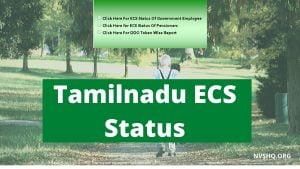 Tamil Nadu -TN-ECS-Status