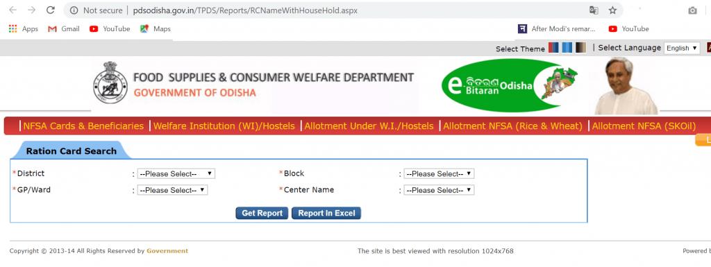 odisha-ration-card