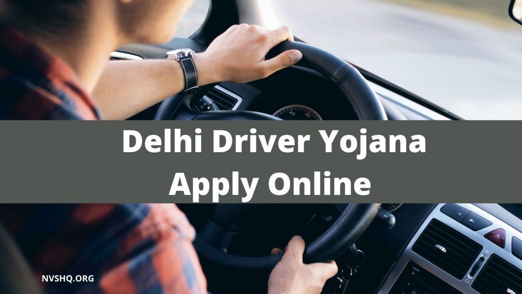 Delhi-Driver-Yojana