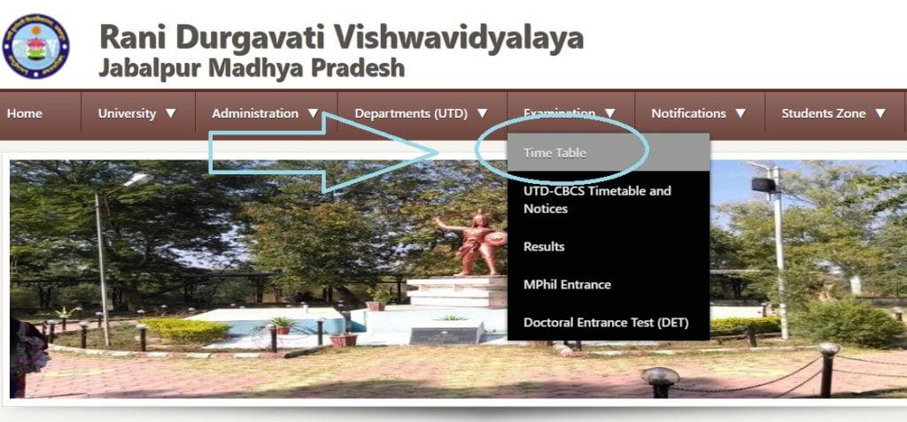 RDVV-homepage