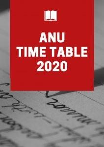 anu-timetable-feature image