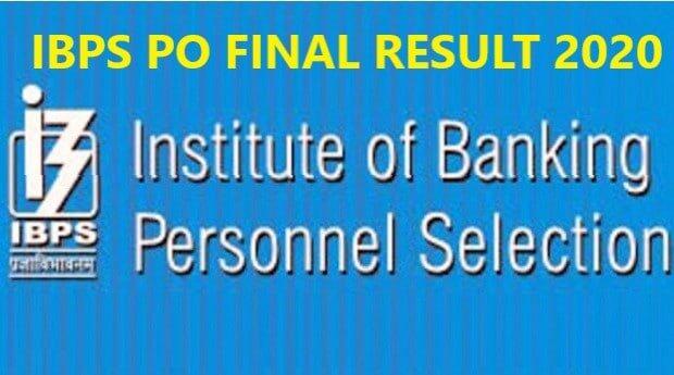 IBPS-PO-FINAL-RESULT-2020