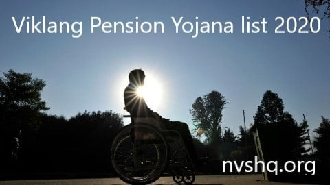 viklang-pension-yojana-list-2020