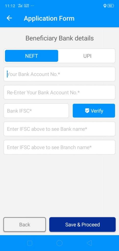 west-bengal-sahayata-app-bank-detail