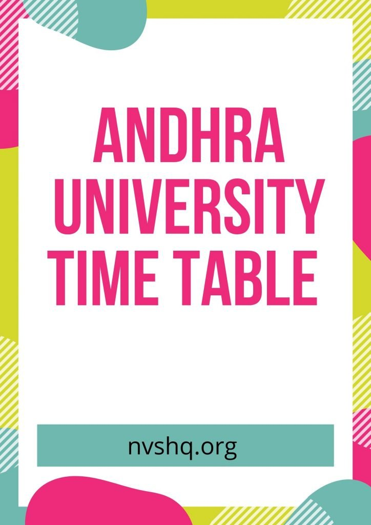 Andhra-University-Timetable-2020-B.A-B.Sc-B.Com-Exam-NewDate-Schedule