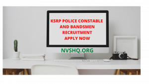 KSRP-CONSTABLE-RECRUITMENT-2020