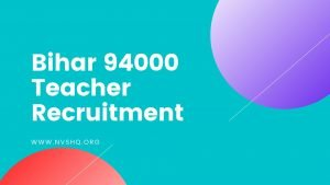 Bihar-94000-Teacher-Recruitment