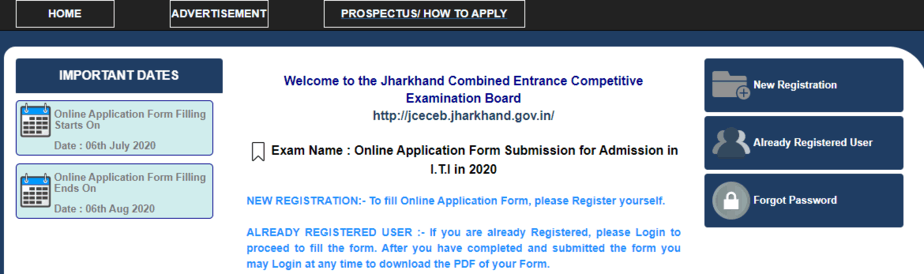 Jharkhand-ITI-Apply-Online