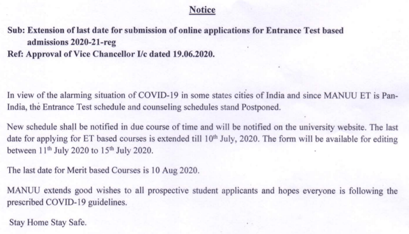 MANNU-ADMISSION-DATE-EXTENSION-NOTICE-2020