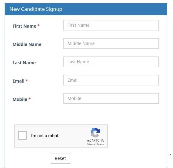 NIMCET 2020 Application