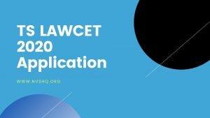TS-LAWCET-Application