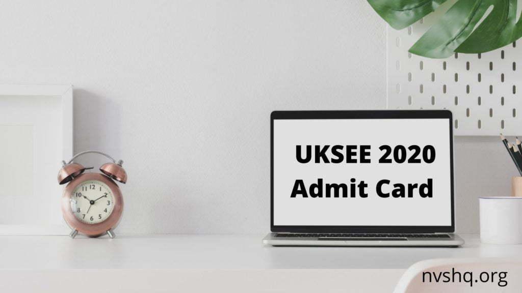 UKSEE-2020-Admit-Card