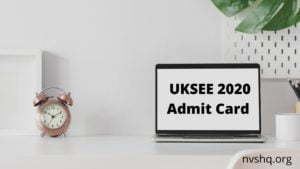 UKSEE-2020-Admit-Card