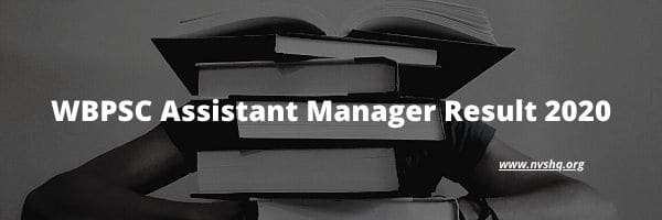 WBPSC-Assistant-Manager-Result-2020