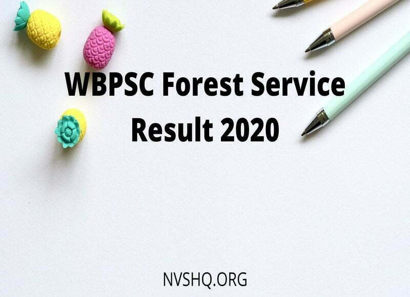 WBPSC_Forest_Service_Result