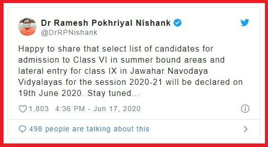 jnvst-result-class-6and9-notice
