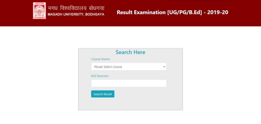 magadh-university-result