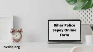 Bihar-Police-Sepoy-Online-Form-2020-recruitment-eligibility