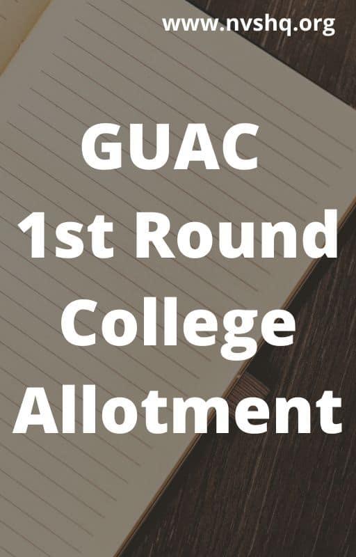 GUAC-1st-Roun- College-Allotment