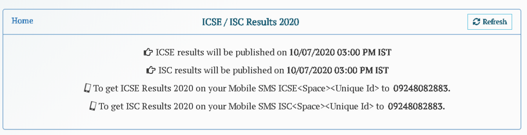 ICSE-CLASS-12TH-RESULT-DATE