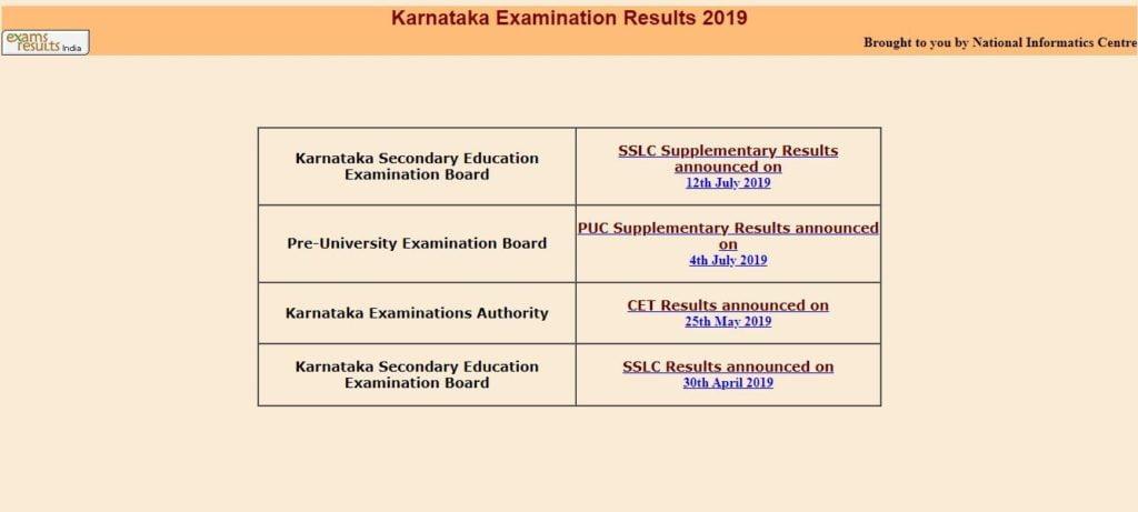 Kar 2nd PUC result 2020